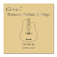 CA100 ACOUSTIC GUITAR STRINGS